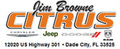 Jim Browne Chrysler Jeep Dodge Ram of Dade City