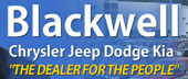 Blackwell Chrysler Jeep Dodge