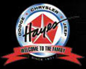 Hayes Chry-Dodge-Jeep Inc